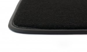 Luxe Velours car mat Ypsilon Type 1