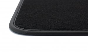 Velours car mat Terrano II Type 1