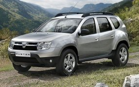 Dacia Duster Type 1