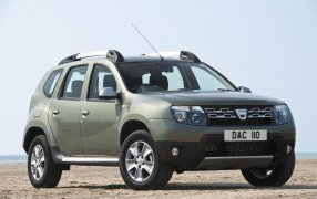 Dacia Duster Type 2