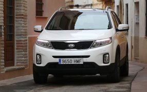 Kia Sorento Type 2 Facelift