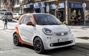 Smart Fortwo W453