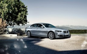 BMW 5-serie F10 Facelift xDrive