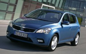 Kia Ceed Type 1 Facelift
