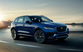 Car mats Jaguar F-Pace
