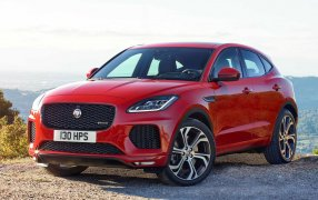 Car mats Jaguar E-Pace