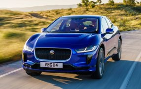 Car mats Jaguar I-Pace