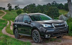 Subaru Forester Type 5