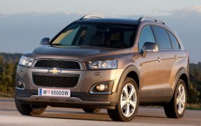 Chevrolet Captiva Type 4