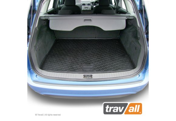 Trunk Mats Ford Focus Type 3 Facelift
