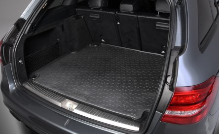 Rubber car mat Q7 4L